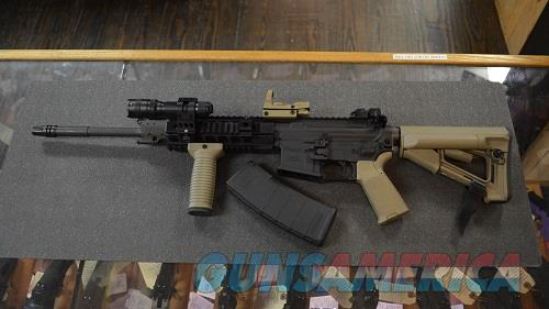 Sig Sauer SIG516 5.56 w/ MagPul Stock and other Accessories   Guns > Rifles > Sig - Sauer/Sigarms Rifles