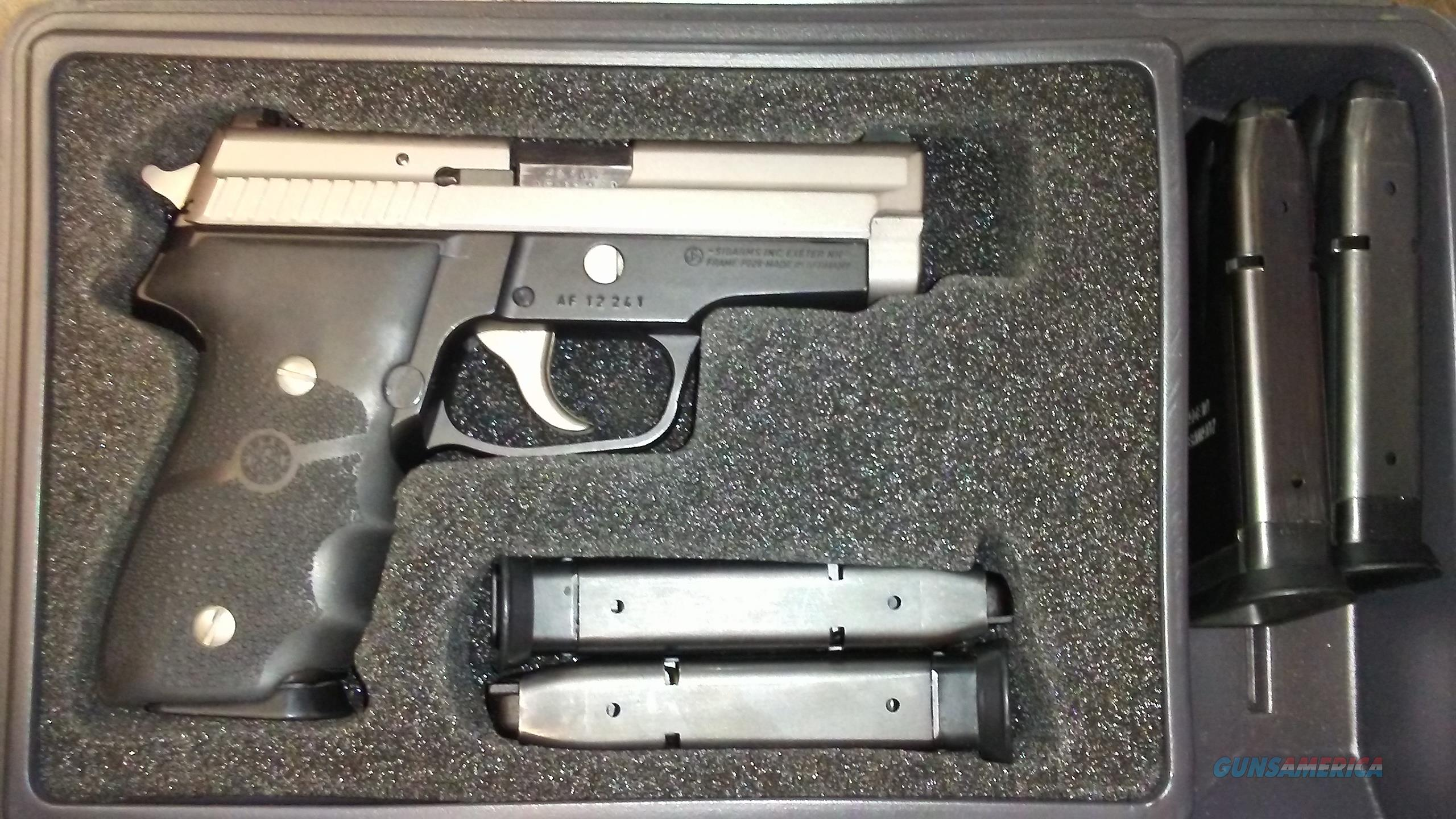 Sig Sauer P229 Stainless 40S&W  Guns > Pistols > Sig - Sauer/Sigarms Pistols > P229