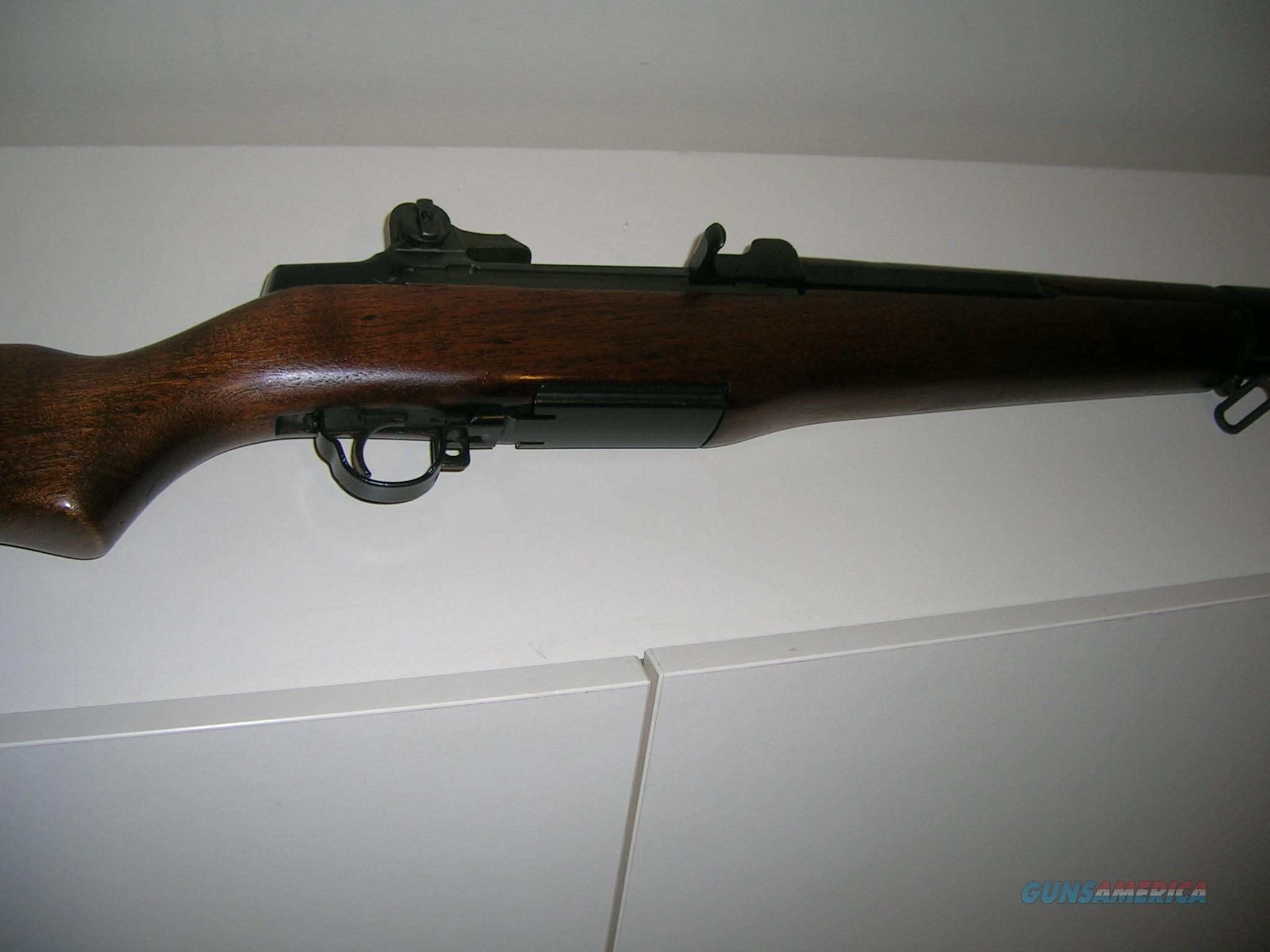 M1  carbine, refinished stock, 95-98% condition  Guns > Rifles > Military Misc. Rifles US > M1 Carbine