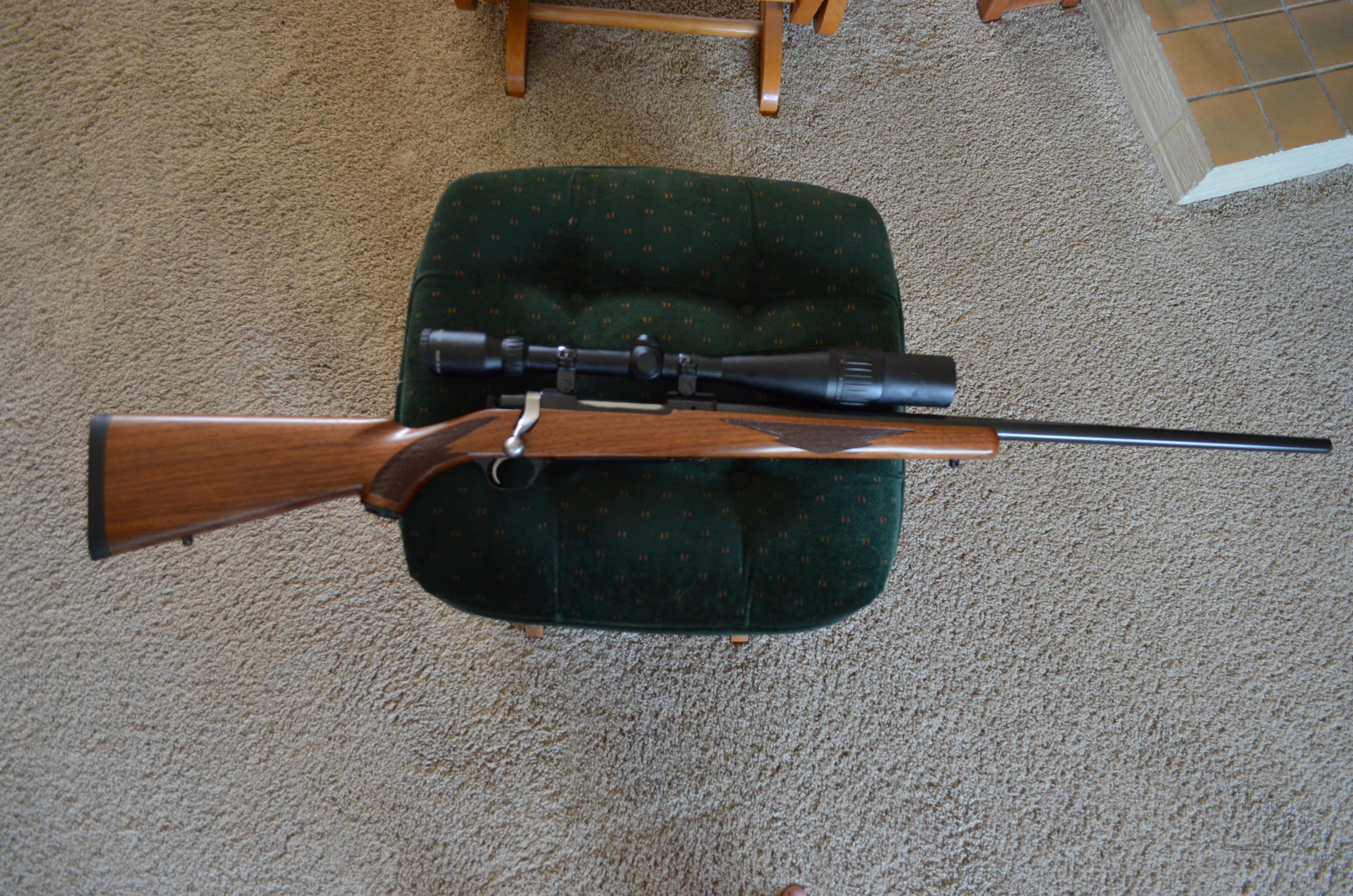 Ruger M77 338 Burris scope Mark II  Guns > Rifles > Ruger Rifles > Model 77