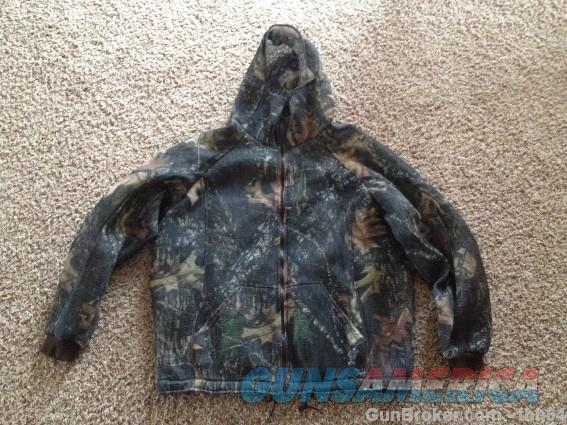 CABELAS XXL camo bug suit  Non-Guns > Hunting Clothing and Equipment > Clothing > Camo Outerwear
