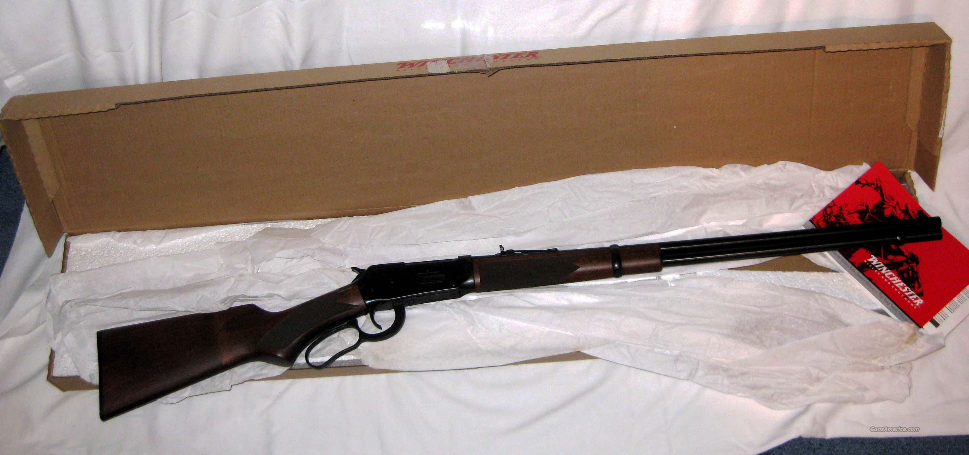 Winchester 94 Rifle  Guns > Rifles > Winchester Rifles - Modern Lever > Model 94 > Post-64