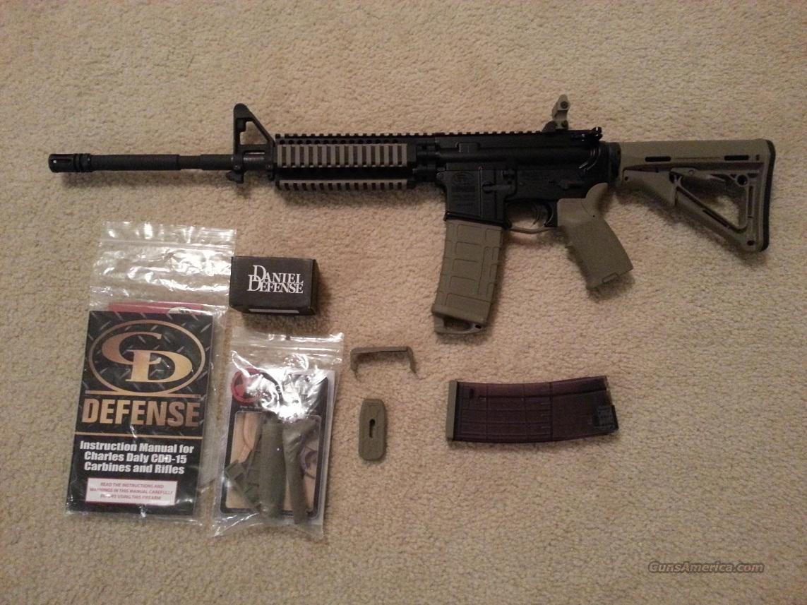 Charles Daly D-M4LED  Guns > Rifles > AR-15 Rifles - Small Manufacturers > Complete Rifle
