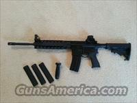 Mossberg MMR w/ sights + Extras  Guns > Rifles > AR-15 Rifles - Small Manufacturers > Complete Rifle