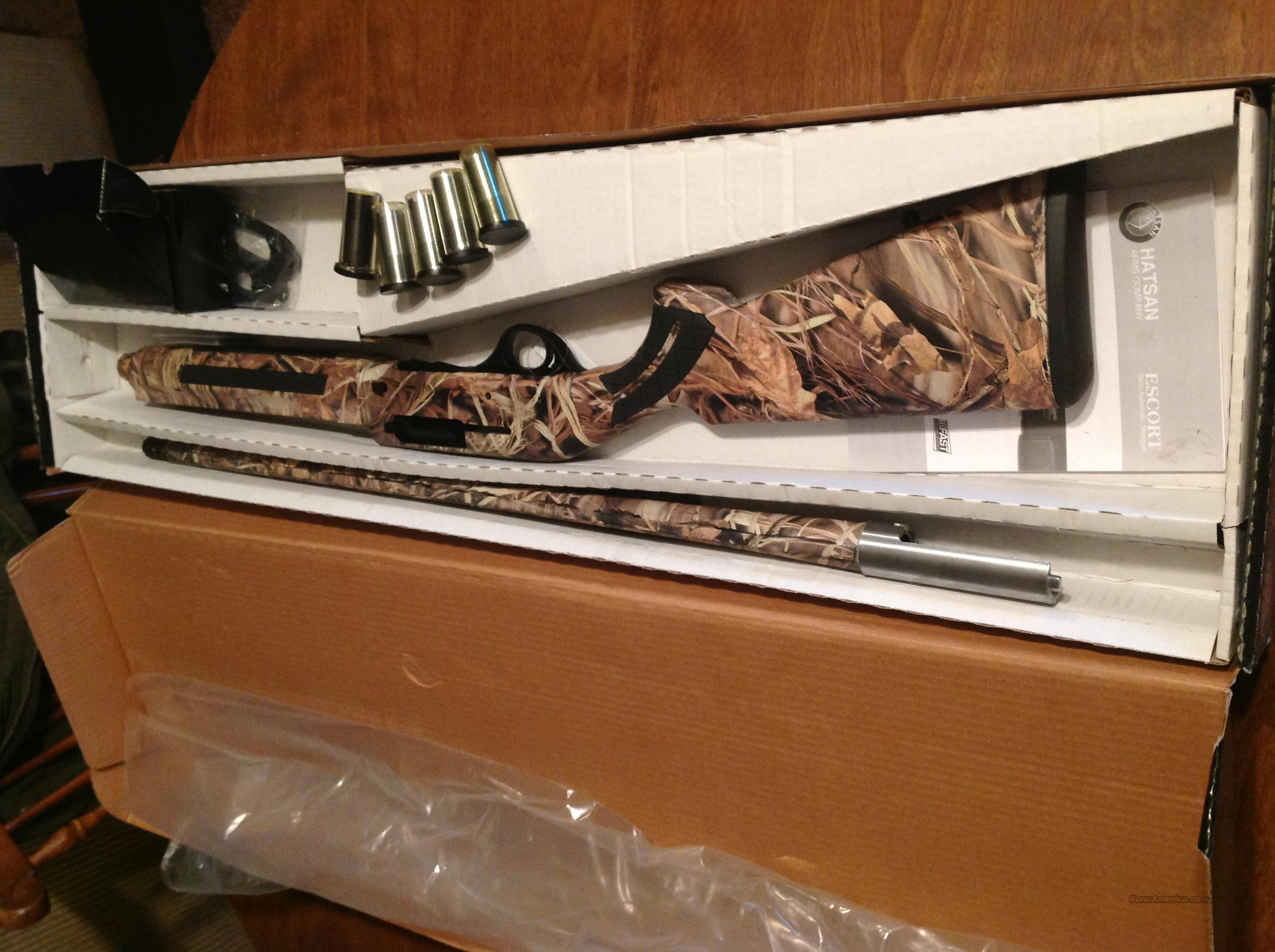 Legacy Escort 12ga waterfowl   Guns > Shotguns > L Misc Shotguns