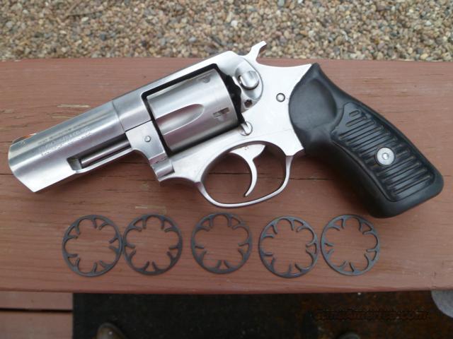 Ruger .38 Special Revolver