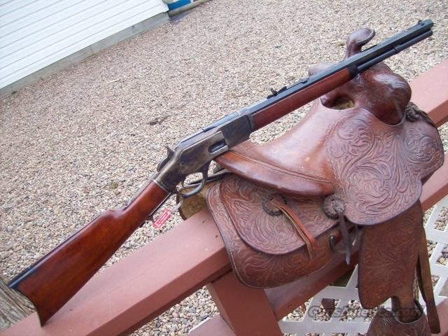 "Taylor 1873 18 1/2"" Short Rifle by Uberti!  Guns > Rifles > Winchester Replica Rifle Misc."