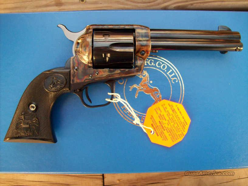 Colt Single Action Army 45 SAA NIB!  Guns > Pistols > Colt Single Action Revolvers - 3rd Gen.