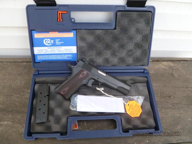 Colt TALO O1991CCG Custom Carry Government 45 acp!  Guns > Pistols > Colt Automatic Pistols (1911 & Var)