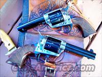 Taylor Smoke Wagon Deluxe 45LC Pair! Smokewagon 45  Taylors & Co. Pistols > Ctg.
