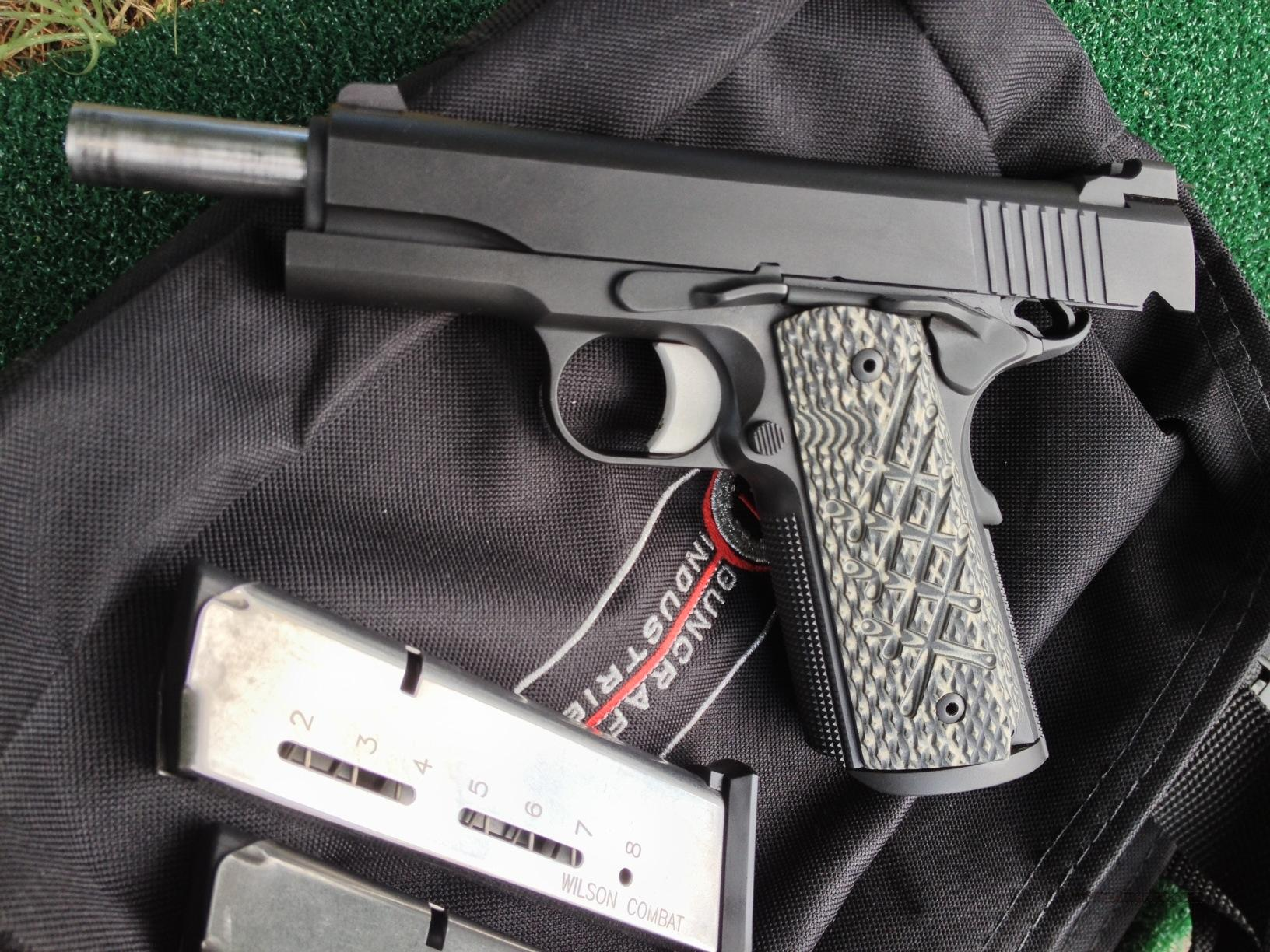 "Guncrafter NN No Name 5"" with options .45acp  Guns > Pistols > 1911 Pistol Copies (non-Colt)"