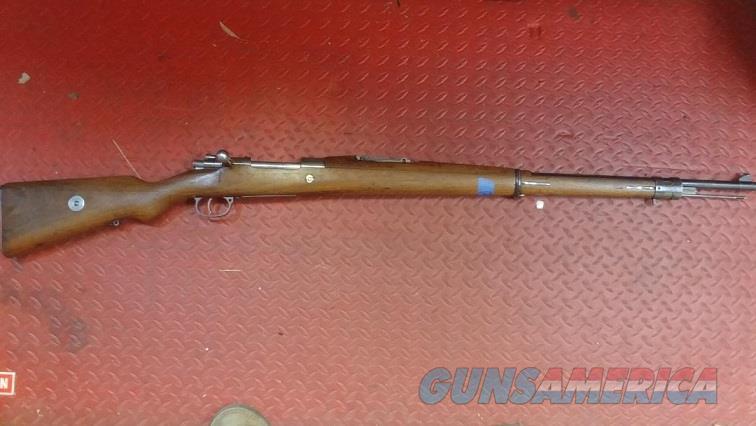 Chilean M1912 rifle made by Steyr  Guns > Rifles > Mauser Rifles > German