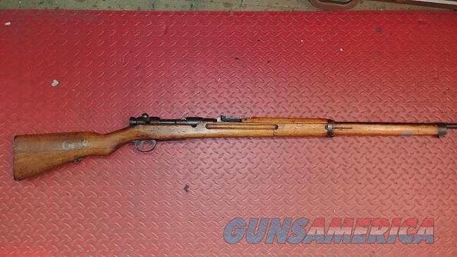 Arisaka Type 38 rifle  Guns > Rifles > Military Misc. Rifles Non-US > Other