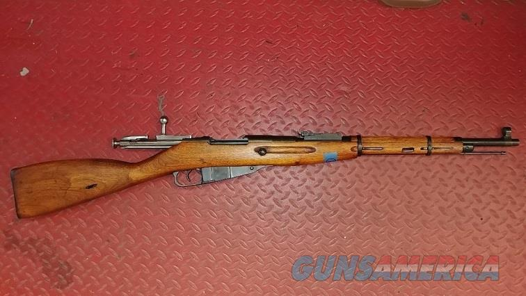 Russian M91/59 carbine  Guns > Rifles > Mosin-Nagant Rifles/Carbines