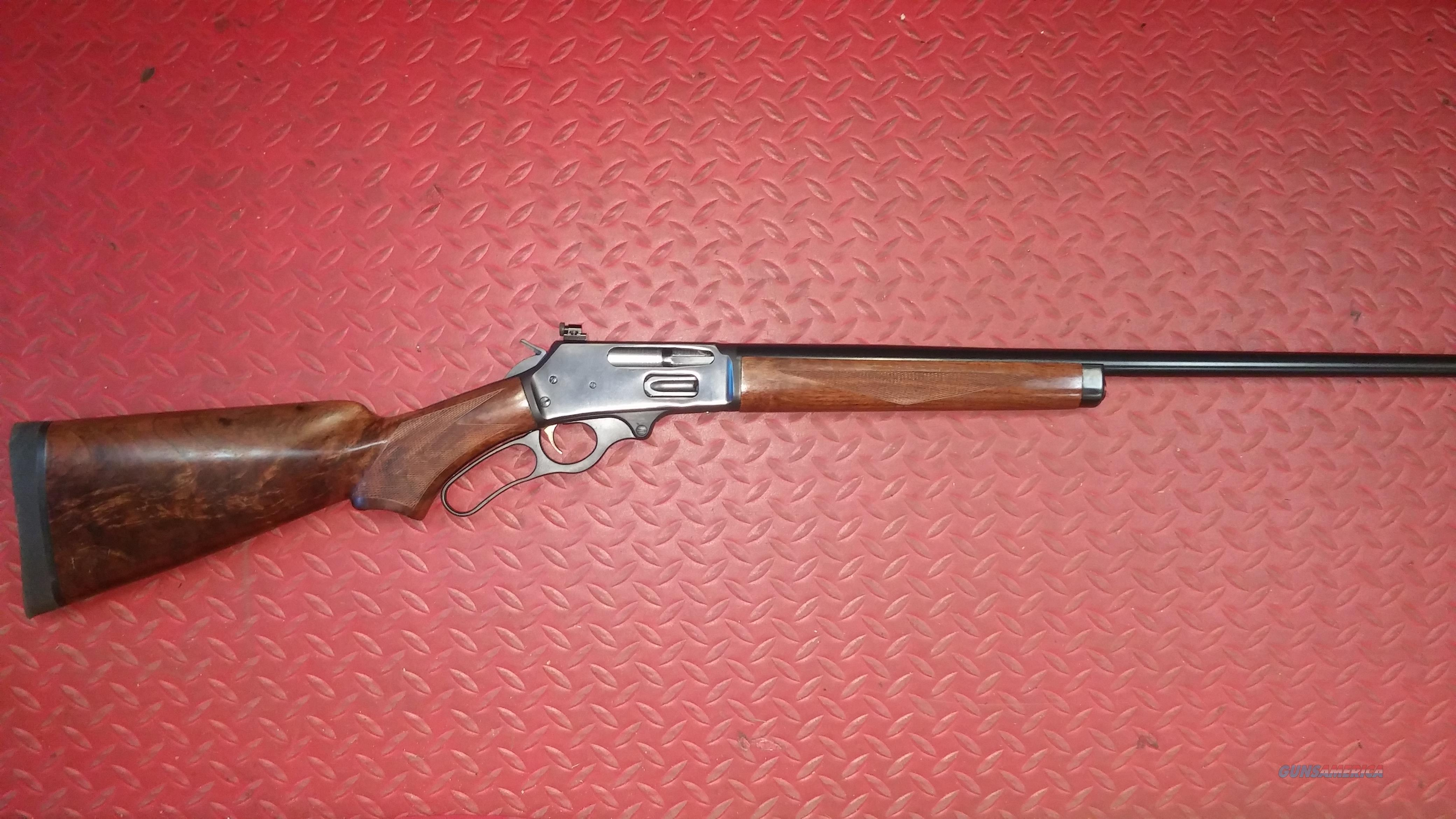Marlin 336 cast bullet target rifle  Guns > Rifles > Marlin Rifles > Modern > Lever Action