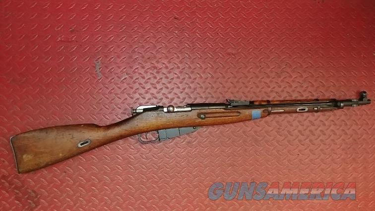 Polish Mosin Nagant M44 rifle  Guns > Rifles > MN Misc Rifles