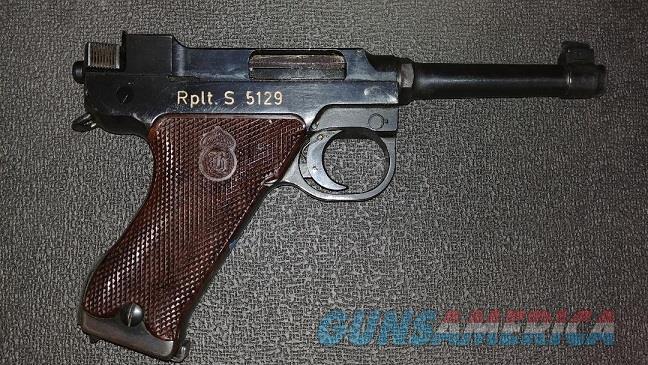 Lahti M40 pistol by Husqvarna  Guns > Pistols > Military Misc. Pistols Non-US