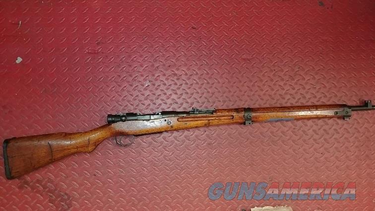Type 99 Arisaka Japanese service rifle  Guns > Rifles > A Misc Rifles