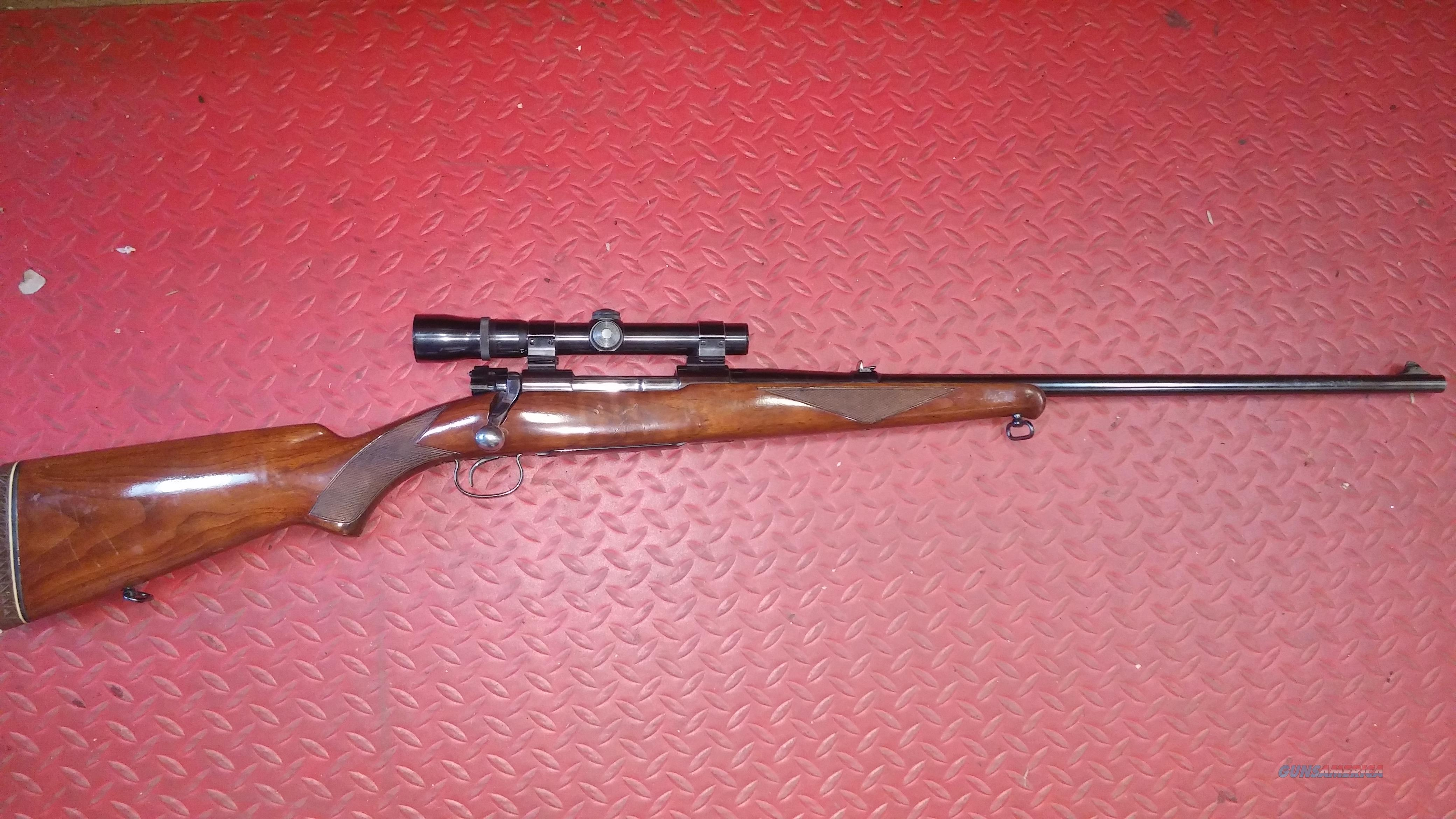 Winchester 54 rifle in 30-06  Guns > Rifles > Winchester Rifles - Modern Bolt/Auto/Single > Other Bolt Action
