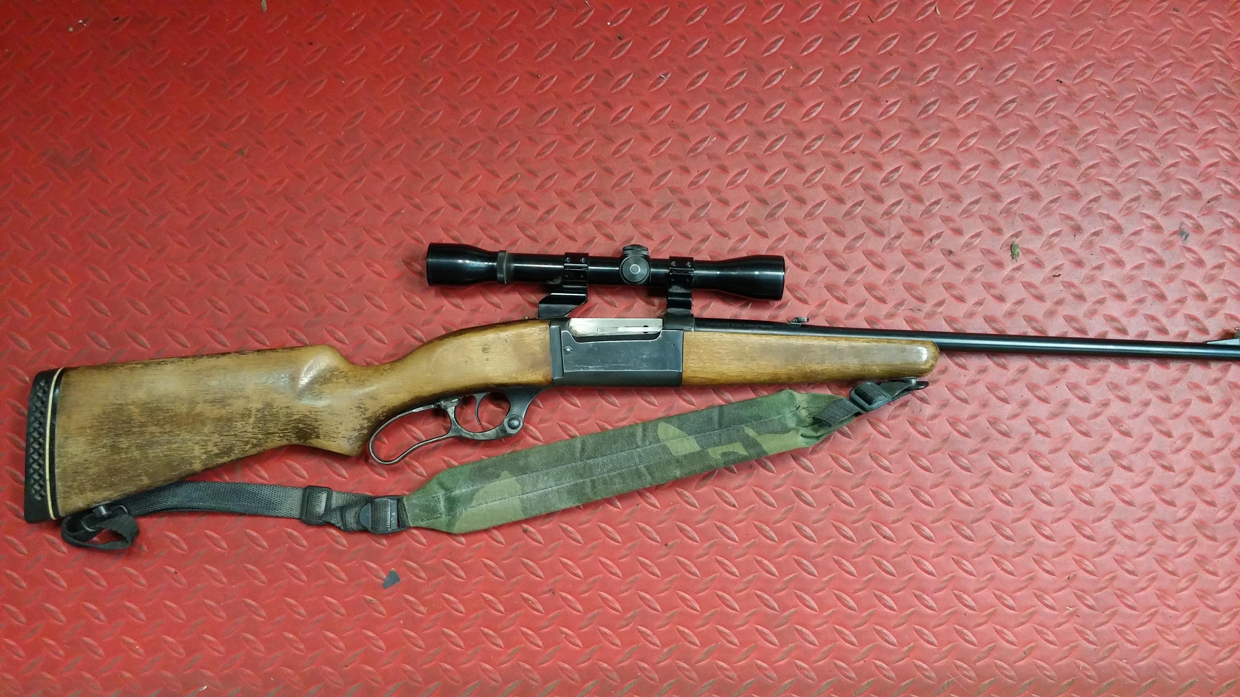 Savage 99E in 308 Winchester  Guns > Rifles > Savage Rifles > Model 95/99 Family