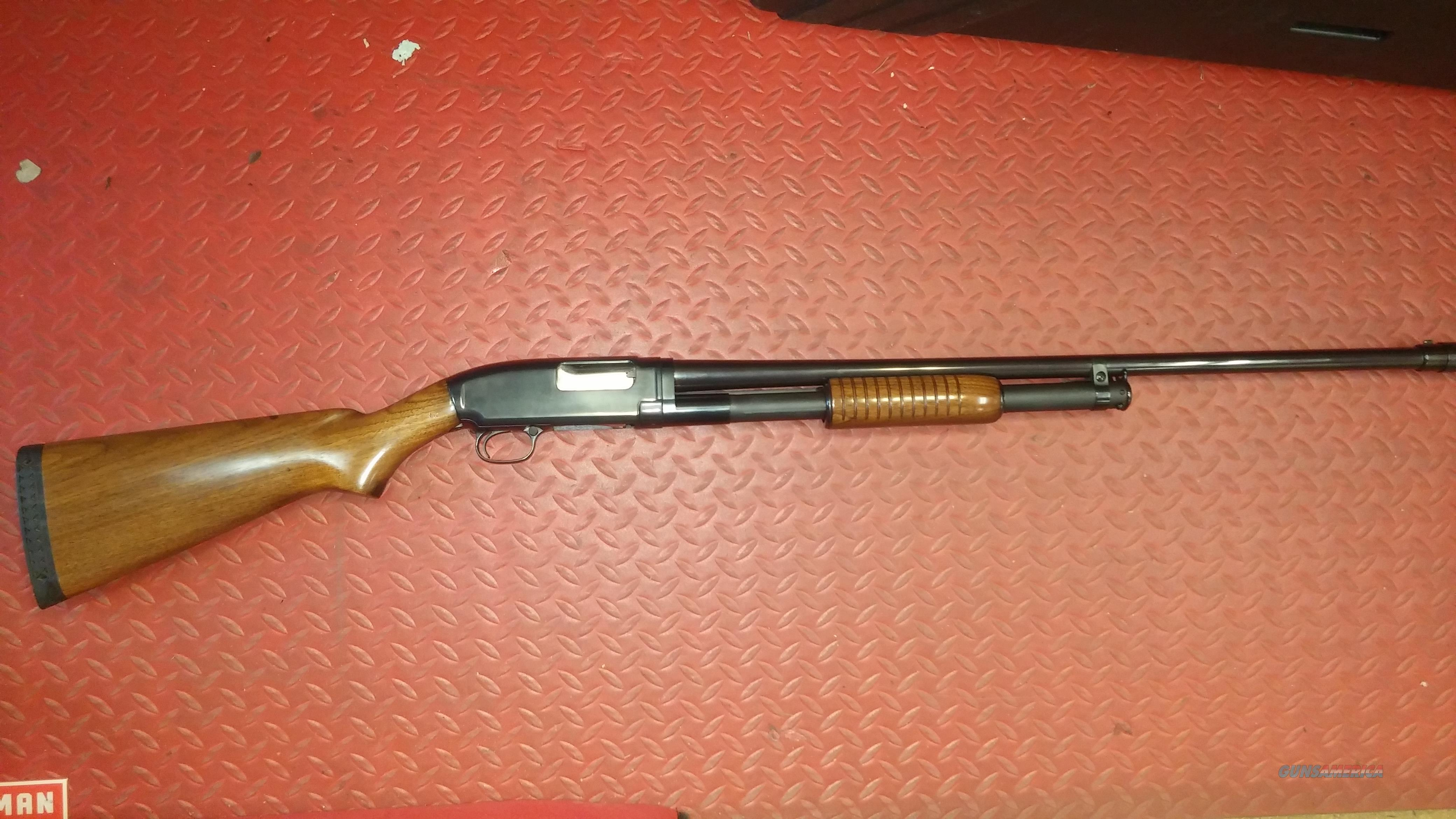 Winchester Model 12 in 16 gauge with factory PolyChoke  Guns > Shotguns > Winchester Shotguns - Modern > Pump Action > Hunting