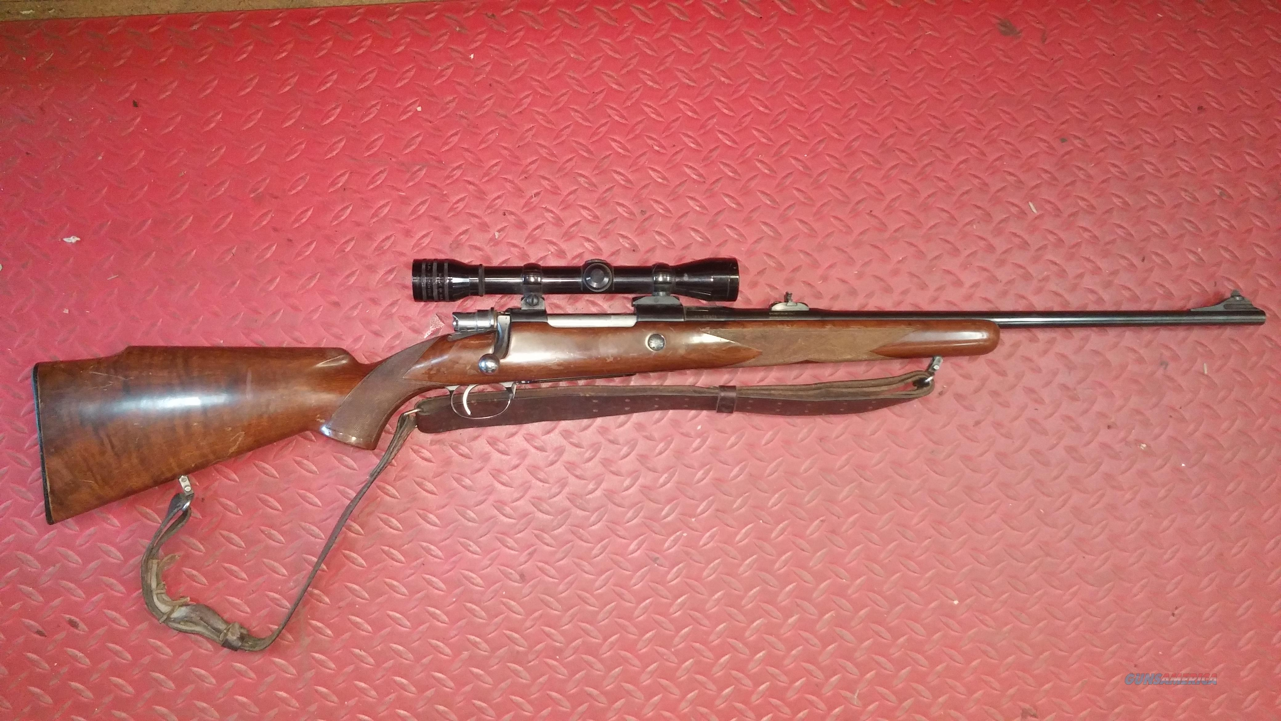 Browning Safari rifle in 30-06  Guns > Rifles > Browning Rifles > Bolt Action > Hunting > Blue