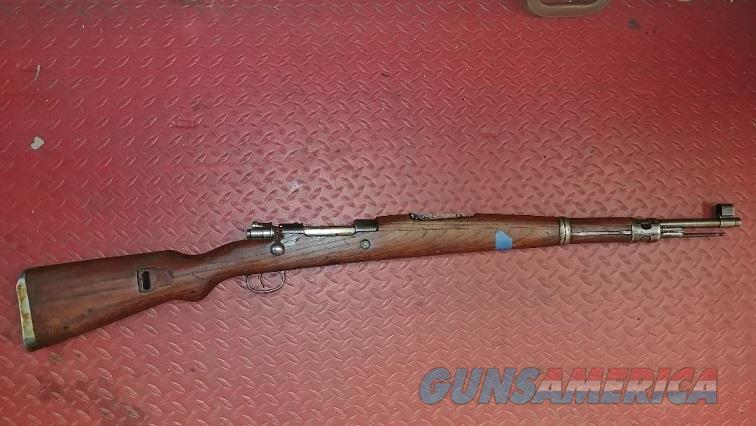 Yugoslavian M48A Mauser rifle  Guns > Rifles > Mauser Rifles > German