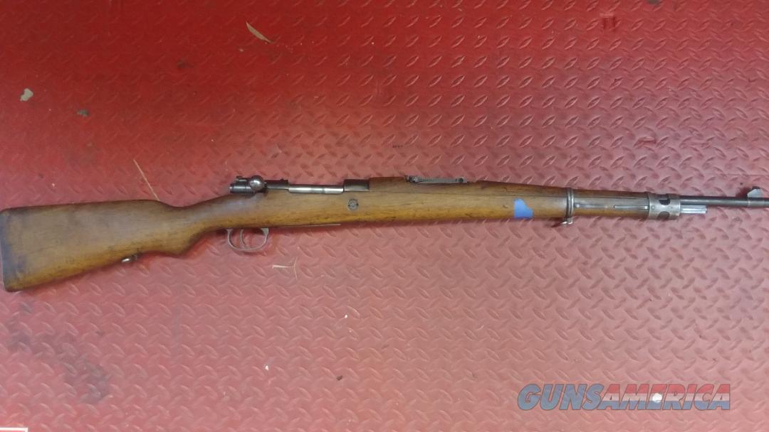 Yugoslav Mauser M24  Guns > Rifles > Mauser Rifles > German