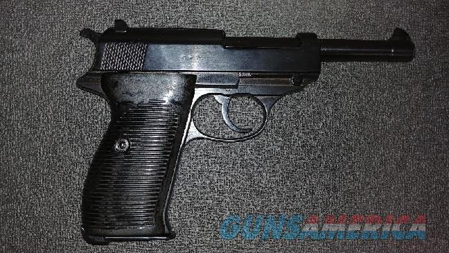 Walther P-38 pistol  Guns > Pistols > Walther Pistols > Pre-1945 > P-38
