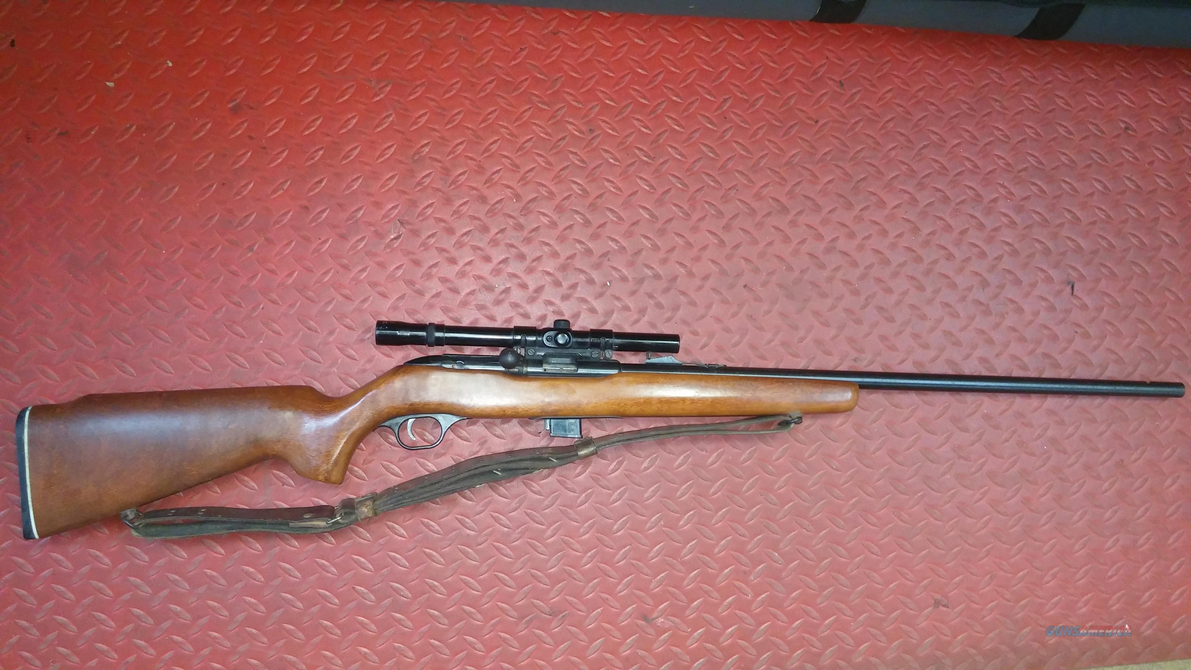 Mossberg 340BB 22 S/L/LR  Guns > Rifles > Mossberg Rifles > Other Bolt Action