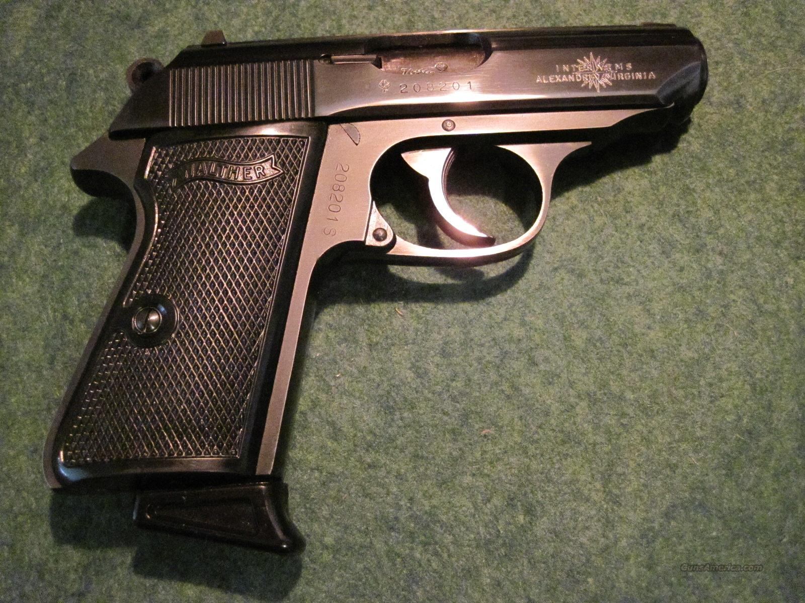Walther PPK/S .380 Ulm  Guns > Pistols > Walther Pistols > Post WWII > PPK Series