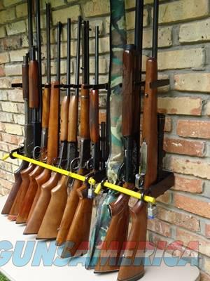 9 Rifle Locking Storage Rack For Sale