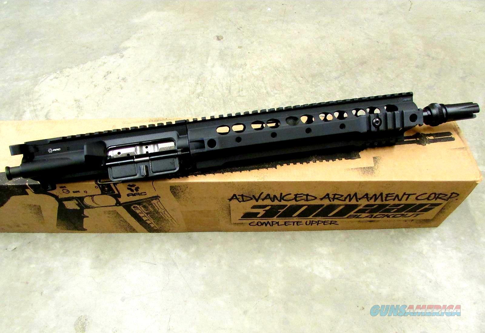 """AAC AR-15 A3 12.5"""" Barrel Upper 300 AAC Blackout  Guns > Rifles > A Misc Rifles"""