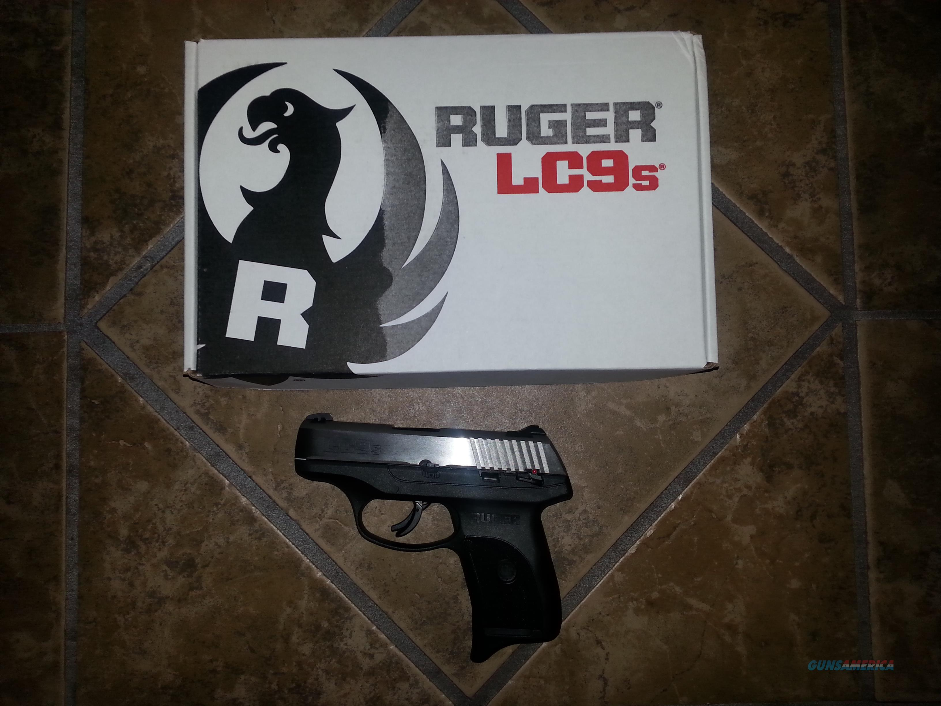 Ruger LC9S 9MM Stainless/Poly  Guns > Pistols > Ruger Semi-Auto Pistols > LC9