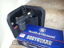 S & W Bodyguard 380 with Integrated Laser and Techna Clip  Guns > Pistols > Smith & Wesson Pistols - Autos > Polymer Frame
