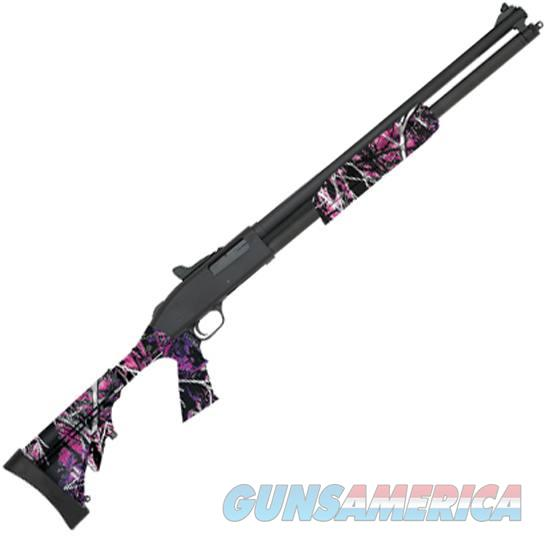 Mossberg 500 Persuader .20 GA 20in 7rd Muddy Gi... for sale