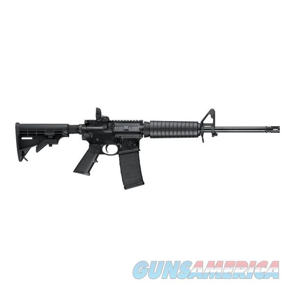 Smith & Wesson M&P15 Sport II AR-15 Rifle 16in 5.5  Guns > Rifles > Smith & Wesson Rifles > M&P