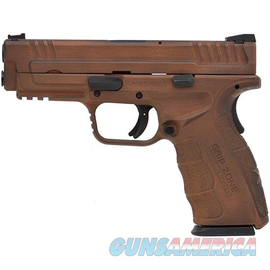 Springfield XD Mod-2 9mm 4in 16rd Spartan Copper Clad  Guns > Pistols > Springfield Armory Pistols > XD-Mod.2