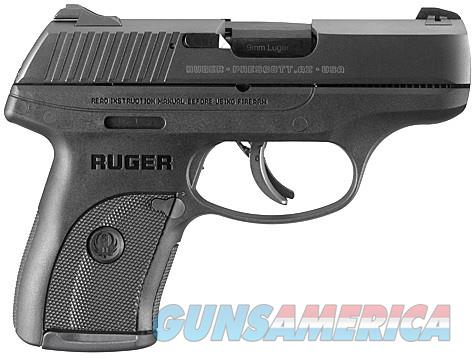 Ruger LC9S Pistol 9mm 3.1in 7rd Black  Guns > Pistols > Ruger Semi-Auto Pistols > LC9