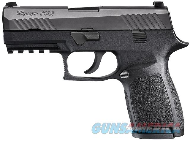 "Sig Sauer P320 Carry 9MM 3.9"" 15RD BLK NS  Guns > Pistols > Sig - Sauer/Sigarms Pistols > Other"