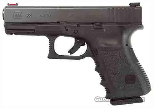 GLOCK 23 .40SW FIBER OPTIC FRT SIGHT TALO Free Shipping!  Guns > Pistols > Glock Pistols > 23