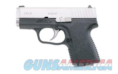 "Kahr CM9 9mm 3"" Barrel 6rd Stainless  Guns > Pistols > Kahr Pistols"