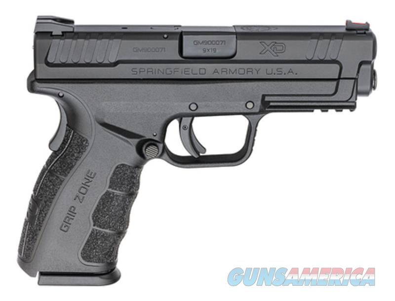 "Springfield XD Mod.2 Compact 9mm 16rd 4"" Black  Guns > Pistols > Springfield Armory Pistols > XD (eXtreme Duty)"