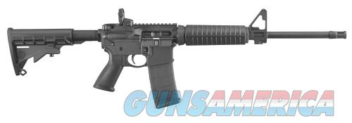 Ruger AR-556 Rifle 5.56mm 16in 30rd Black  Guns > Rifles > Ruger Rifles > SR Series
