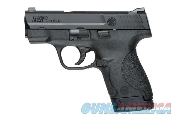 "Smith & Wesson M&P Shield 9mm 3.1""  8rd  No External Safety  Guns > Pistols > Smith & Wesson Pistols - Autos > Shield"