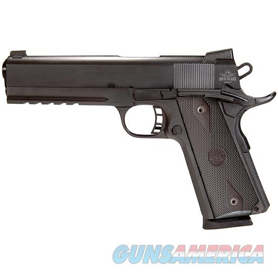 "Rock Island Armory 1911 Tactical .45ACP 5"" 8rd Wood Grips Parkerized  Guns > Pistols > Armscor Pistols > Rock Island"