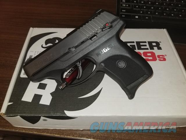 Ruger LC9S 9mm Black Used  Guns > Pistols > Ruger Semi-Auto Pistols > LC9