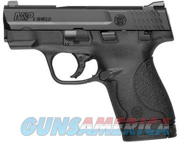 "Smith & Wesson M&P Shield  9mm 3.1"" 8 Rd  Guns > Pistols > Smith & Wesson Pistols - Autos > Shield"