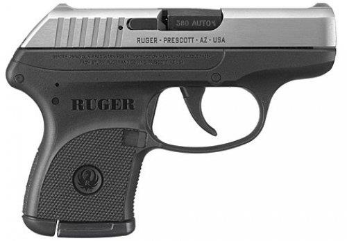 Ruger LCP Pistol .380 Auto 2.75in 6rd Stainless  Guns > Pistols > Ruger Semi-Auto Pistols > LCP