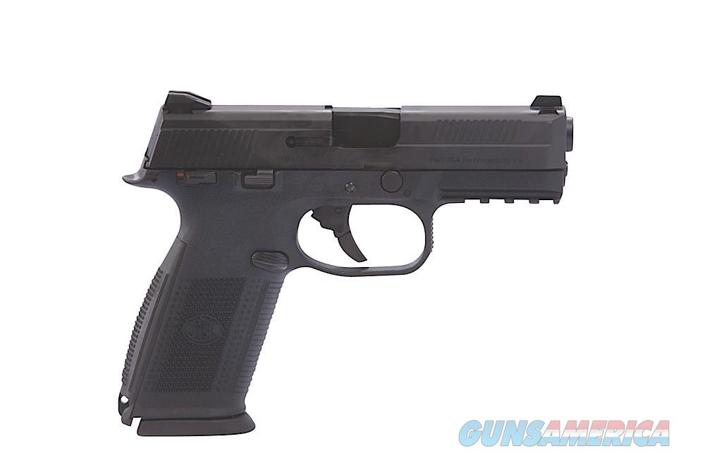 FNH FNS-9 Black 9mm  Guns > Pistols > FNH - Fabrique Nationale (FN) Pistols > FNS